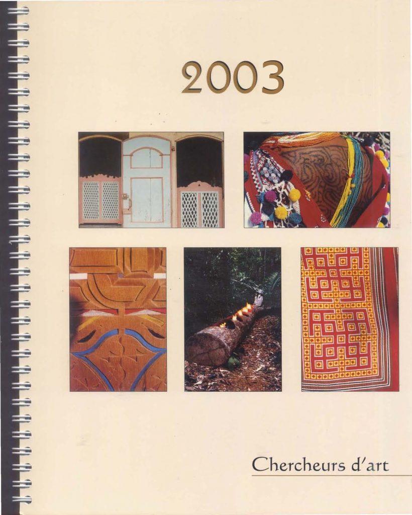 126_agenda_2003